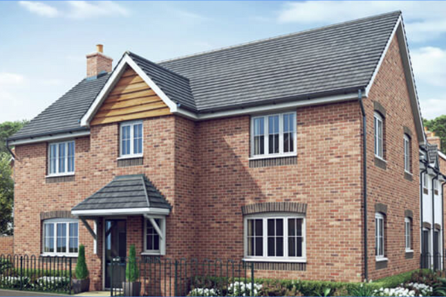Thumbnail Detached house for sale in The Regent, Kings Street, Yoxall, Staffordshire
