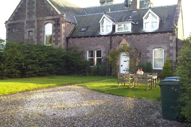 Thumbnail Semi-detached house to rent in Rectory Road, Crieff