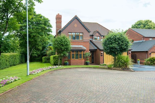 Thumbnail Detached house for sale in Chilton Close, Maghull, Liverpool