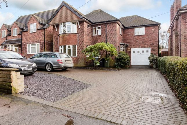 Thumbnail Detached house for sale in St. Catherines Road, Grantham, Lincolnshire