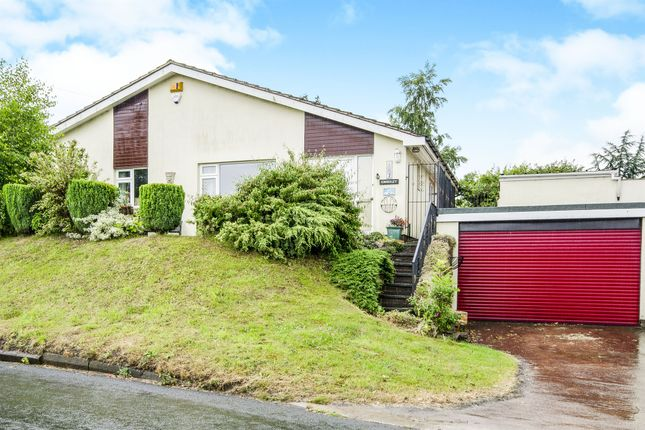 Thumbnail Detached bungalow for sale in Field Lane, Wroot, Doncaster