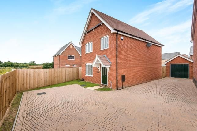 Thumbnail Detached house for sale in Costessey, Norwich, Norfolk