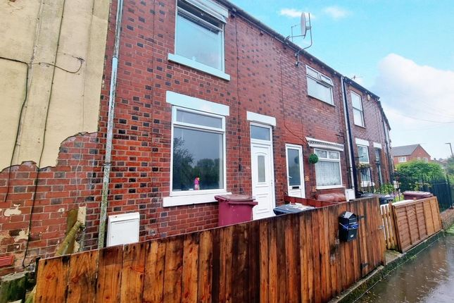 2 bed terraced house to rent in Hickinwood Lane, Clowne, Chesterfield S43