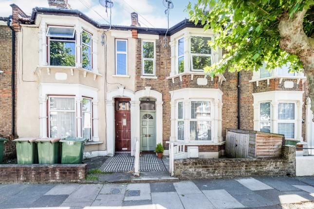 Front Views of Plaistow, London, England E13