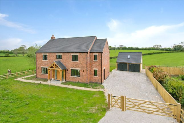 Thumbnail Detached house for sale in Longford, Ashbourne, Derbyshire