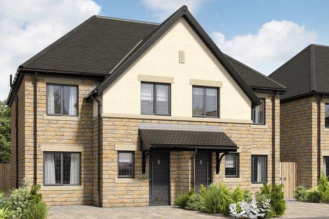 Thumbnail Semi-detached house for sale in Rowan Meadows, Leigh, Lancashire