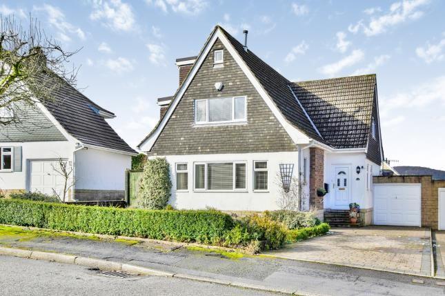 Thumbnail Detached house for sale in Errwood Avenue, Buxton, Derbyshire, High Peak