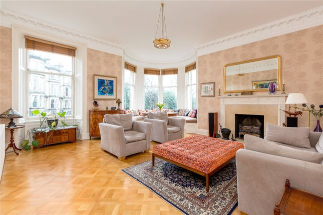 Thumbnail Flat for sale in Rothesay Terrace, Edinburgh