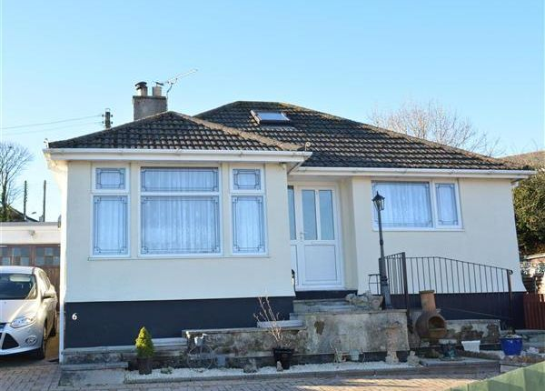 3 bed bungalow for sale in Sticker, St Austell, Cornwall