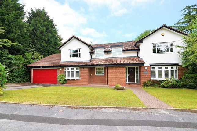 Thumbnail Detached house for sale in Finlarigg Drive, Edgbaston, Birmingham