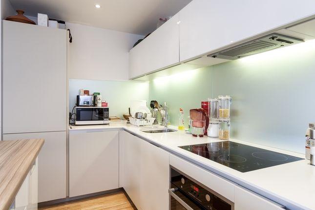 Kitchen of Wingate Square, London SW4