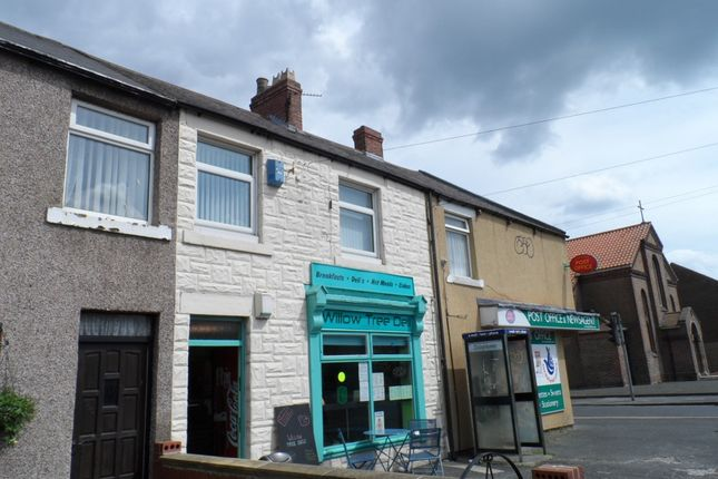 Thumbnail Flat for sale in Hawthorn Road, Ashington