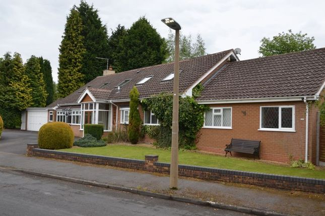 Thumbnail Bungalow to rent in Beaumont Grove, Solihull