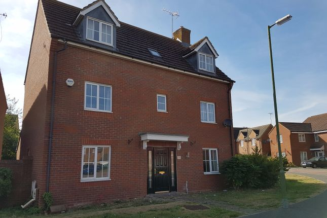 Thumbnail Detached house for sale in Walker Grove, Hatfield