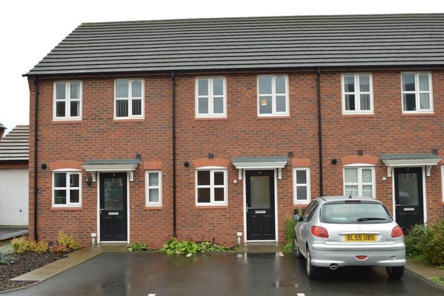 Thumbnail Terraced house to rent in Jersey Close, Stoke Village, Coventry