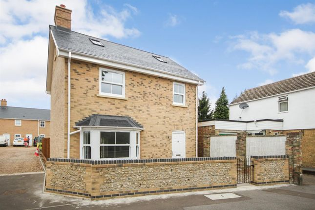 Thumbnail Detached house to rent in Paddock Street, Soham, Ely