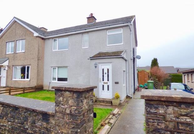 Thumbnail Semi-detached house for sale in Westgarth Road, Kirkby Stephen, Cumbria