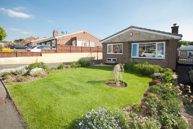 Thumbnail Detached bungalow for sale in Carberry Way, Parkhall, Stoke-On-Trent