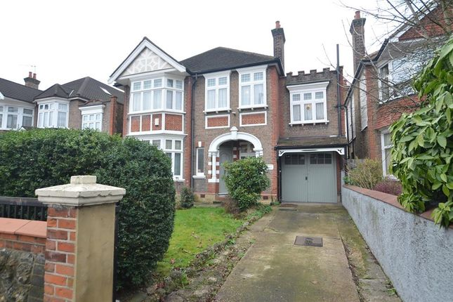 Thumbnail Detached house to rent in Gunnersbury Avenue, Ealing, London