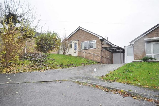 Thumbnail Detached bungalow for sale in Elm Road, Stroud
