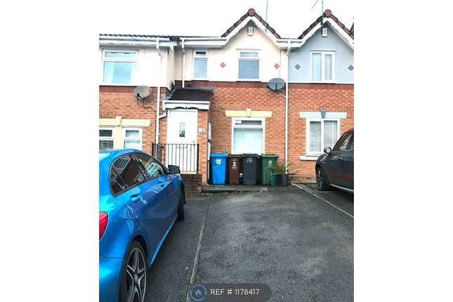 Thumbnail Terraced house to rent in Hurstwood Close, Oldham