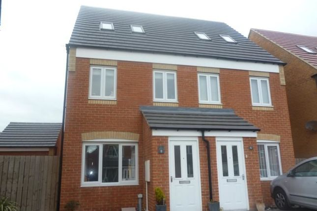 Thumbnail Property to rent in Talisman Way, Blyth
