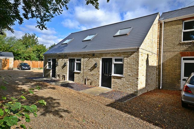 Thumbnail End terrace house for sale in Garden Walk, Cambridge