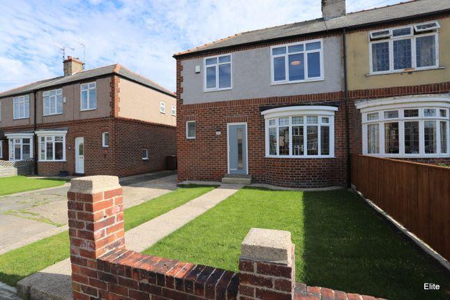 2 bed semi-detached house for sale in Dacre Road, Sunderland, Tyne & Wear SR6