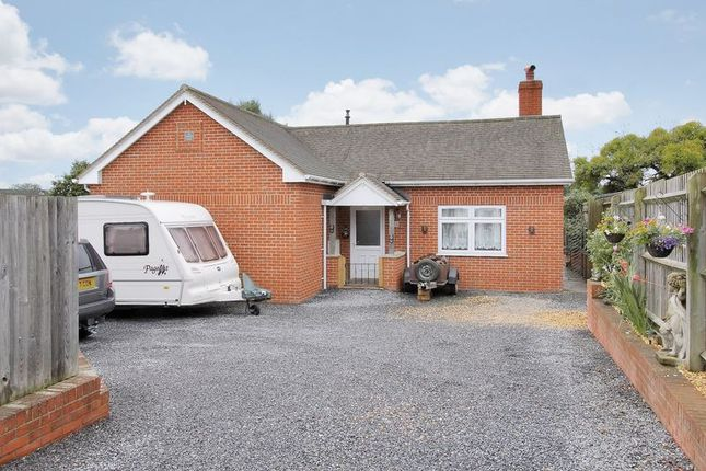 Thumbnail Bungalow for sale in Foxcotte Road, Charlton, Andover