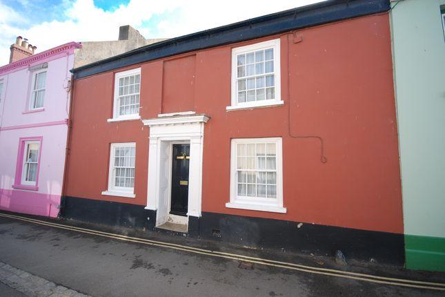 3 bed cottage for sale in Irsha Street, Appledore, Bideford EX39