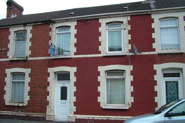 Thumbnail Terraced house to rent in Park Street, Port Talbot