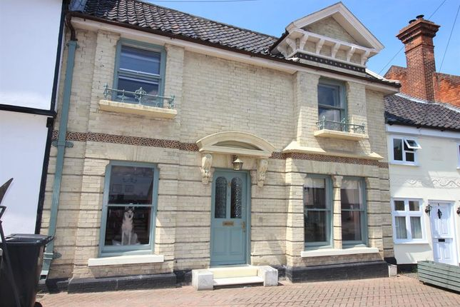 Thumbnail Terraced house for sale in Beehive Yard, Denmark Street, Diss