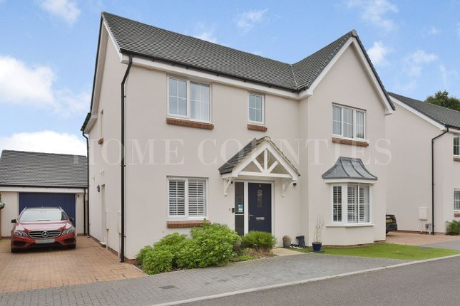 Thumbnail Detached house for sale in Marlborough Square, Cheshunt, Waltham Cross