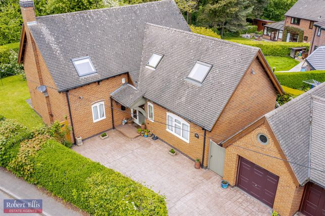 5 bed detached house for sale in Quarry Hill, Stanton-By-Dale, Ilkeston DE7