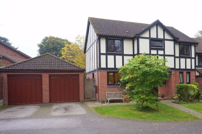 Thumbnail Detached house for sale in Oaklands Way, Dibden Purlieu