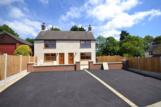 Thumbnail Semi-detached house to rent in Eagle Street, Heage, Belper