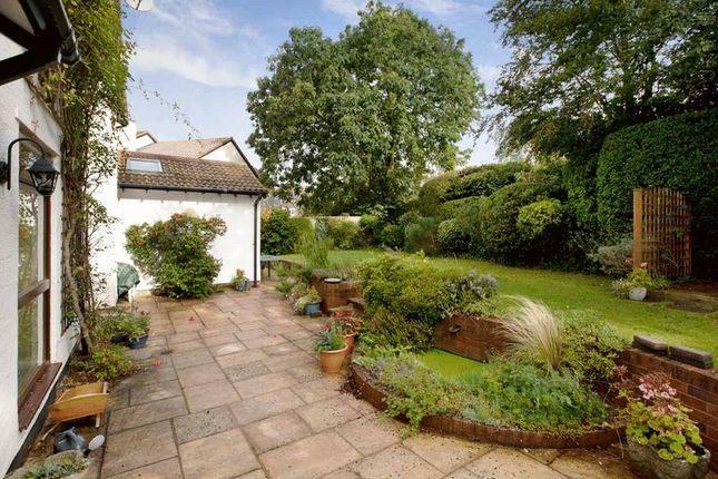 Garden of Fulford Way, Woodbury, Exeter EX5