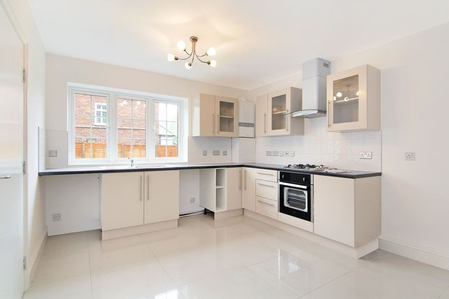Thumbnail End terrace house for sale in 1 Risley Close, Morden, Surrey