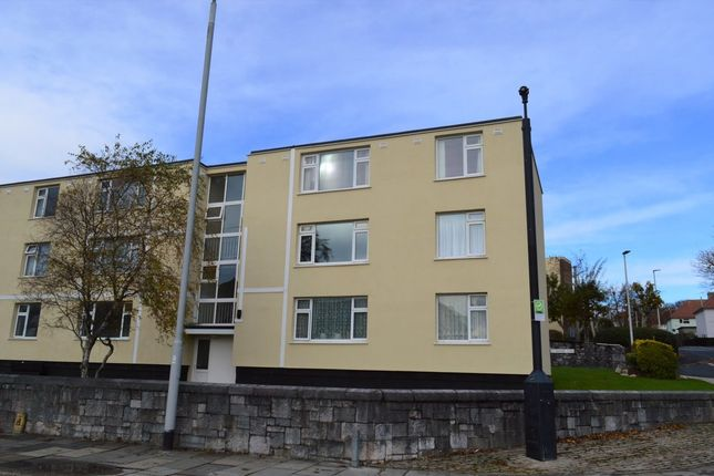 Thumbnail Flat to rent in St. Nazaire Close, Plymouth
