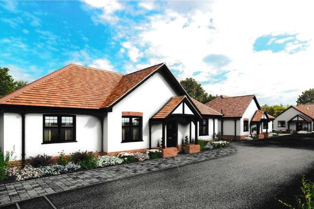 Thumbnail Detached bungalow for sale in Goodrington Mews, Walden Road, Hornchurch