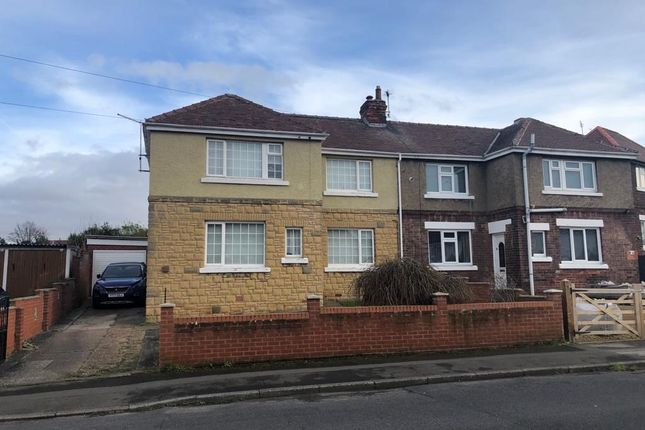 Semi-detached house for sale in South Avenue, Worksop