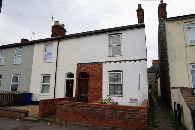 Thumbnail Terraced house for sale in Granby Street, Newmarket
