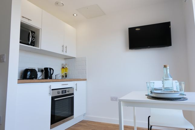 Thumbnail Studio to rent in The Campus Block A, Frederick Road, Salford