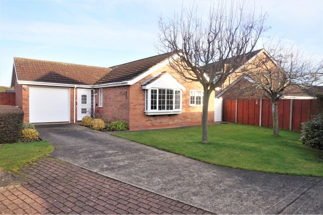 Thumbnail Detached bungalow for sale in Cardinal Court, Waltham