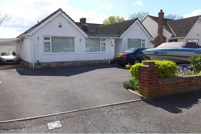 Thumbnail Detached bungalow for sale in Morden Avenue, Ferndown
