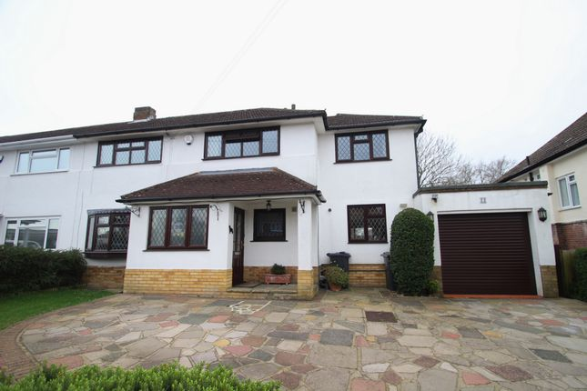 Thumbnail Semi-detached house for sale in Avalon Road, Orpington