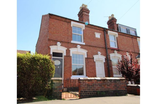 Thumbnail End terrace house for sale in Areley Common, Stourport On Severn