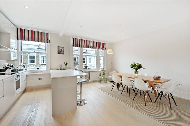 4 bed flat for sale in Perham Road, London W14