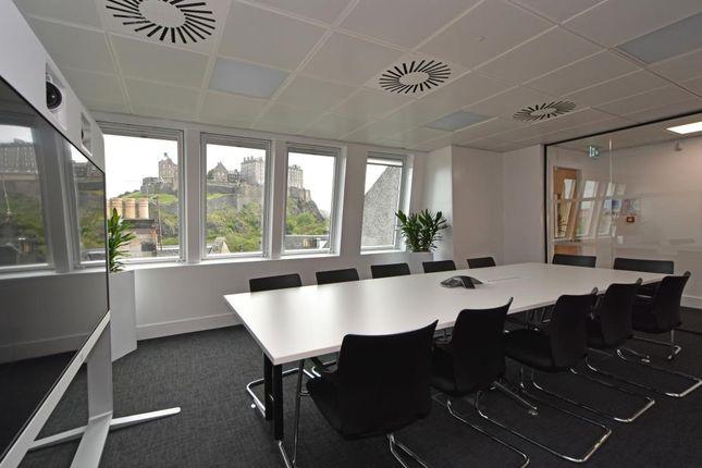 Thumbnail Office to let in 2 Castle Terrace, Edinburgh