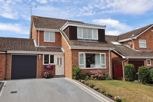 Link-detached house for sale in Stubbington Way, Fair Oak, Eastleigh